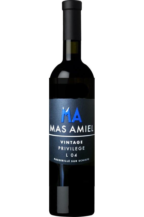 Mas Amiel Privilege L04 37,5cl 2004