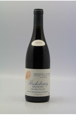 Anne Gros Richebourg 2002