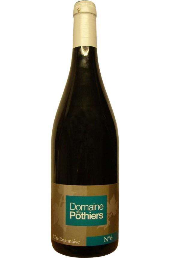 Domaine Pothierscuvée n°6 2011