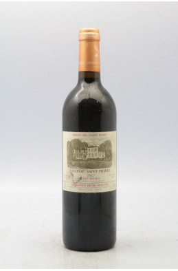 Saint Pierre 2002 - DISCOUNT -5%