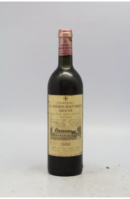 Mission Haut Brion 1980