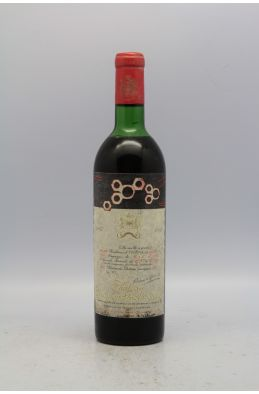 Mouton Rothschild 1967 -10% DISCOUNT !