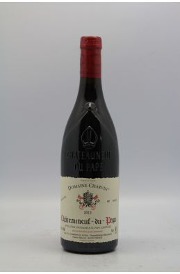 Charvin Chateauneuf du Pape 2013