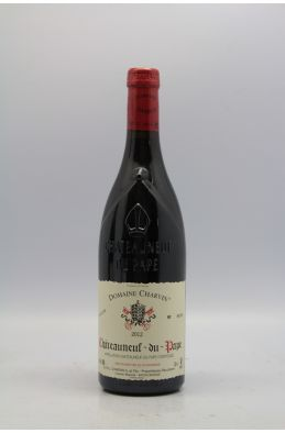 Charvin Chateauneuf du Pape 2012