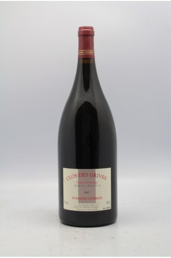 Millesime vin crozes hermitage