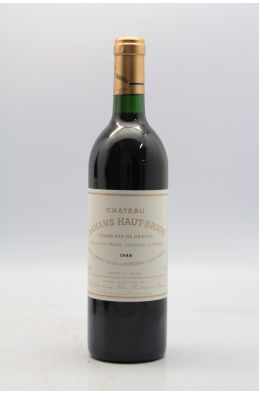 Bahans Haut Brion 1988