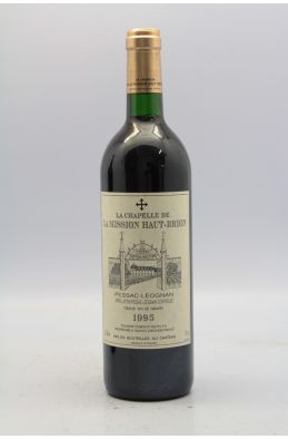 Chapelle de la Mission Haut Brion 1995
