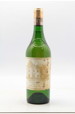 Haut Brion 1988 blanc -10% DISCOUNT !