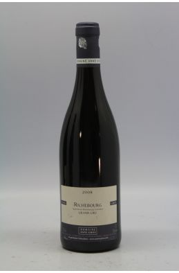 Anne Gros Richebourg 2008