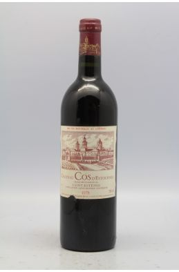 Cos d'Estournel 1978