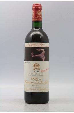 Mouton Rothschild 1990 -5 DISCOUNT !