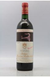 Mouton Rothschild 1990 - PROMOTION -5% !