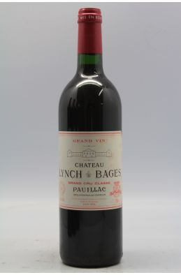 Lynch Bages 2000 -5% DISCOUNT !