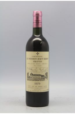 Mission Haut Brion 1979