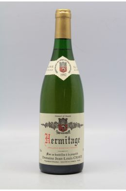 Jean Louis Chave Hermitage 1992 blanc