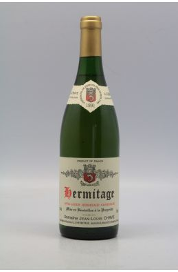 Jean Louis Chave Hermitage 1991 blanc