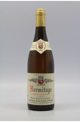 Jean Louis Chave Hermitage 1995 blanc
