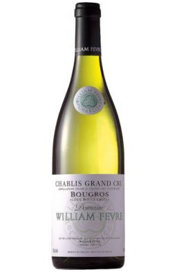 William Fèvre Chablis Grand cru Bougros 2004