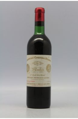 Cheval Blanc 1967 -5% DISCOUNT !