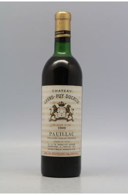 Grand Puy Ducasse 1969 -5% DISCOUNT !
