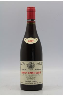 Dominique Laurent Morey Saint Denis 1er cru Clos Sorbe 2009