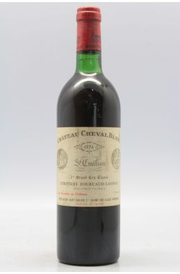 Cheval Blanc 1974 -5% DISCOUNT !