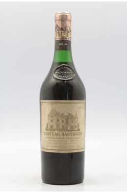 Haut Brion 1969