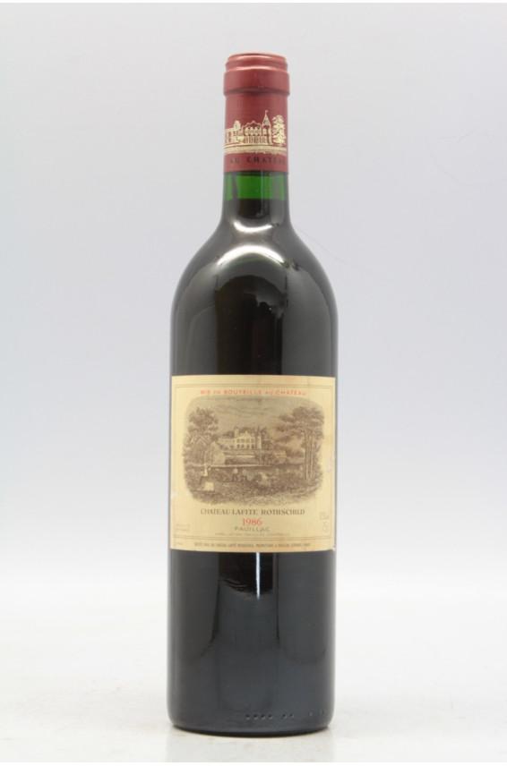 Lafite Rothschild 1986 - PROMO -5% !