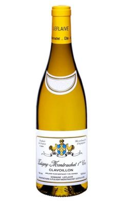 Domaine Leflaive Puligny Montrachet 1er cru Clavoillons 2013