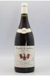 Pierre Damoy Chapelle Chambertin 1991 Magnum