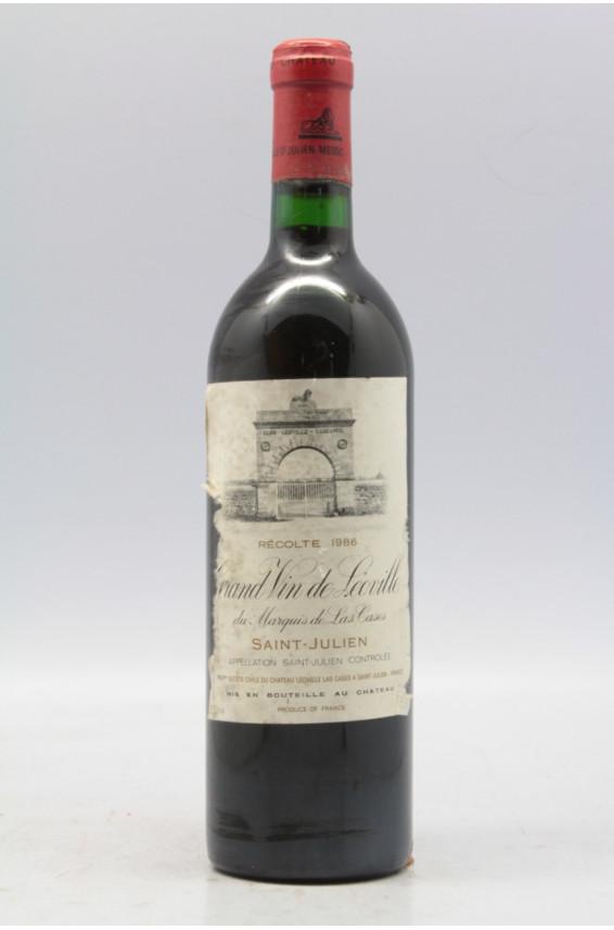 Léoville Las Cases 1986 - PROMO -10% !