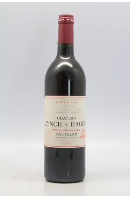 Lynch Bages 1993