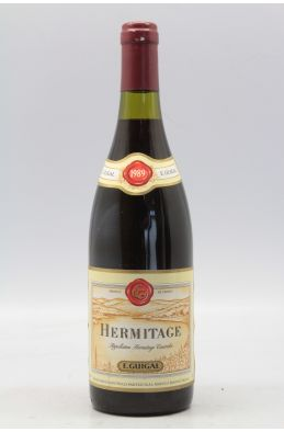 Guigal Hermitage 1989