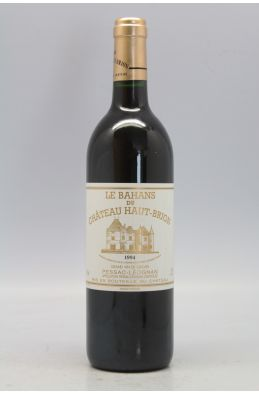 Bahans Haut Brion 1994