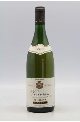 Foreau Vouvray Moelleux 1996