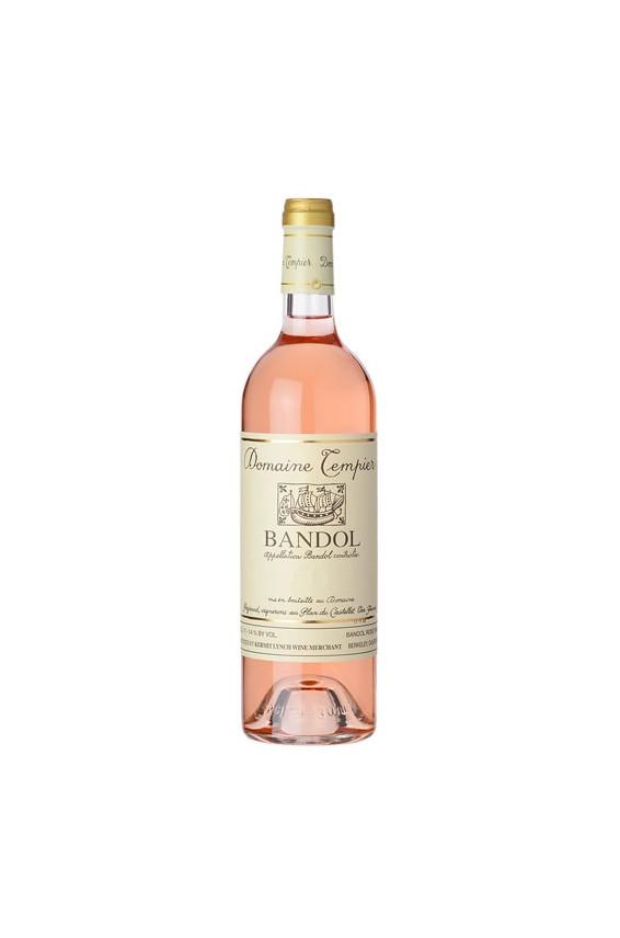 Tempier Bandol 2016 rosé - VINS & MILLESIMES
