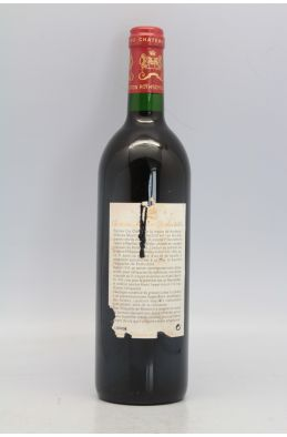 Mouton Rothschild 1994 -10% DISCOUNT !