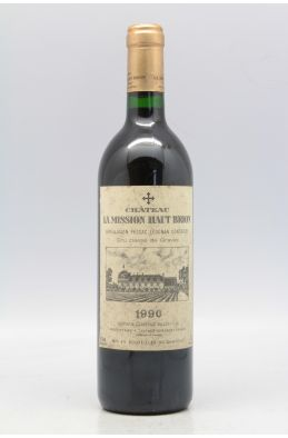 Mission Haut Brion 1990 -5% DISCOUNT !