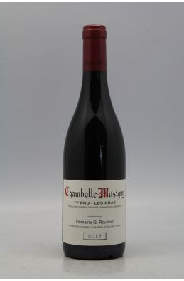 Georges Roumier Chambolle Musigny 1er cru Les Cras 2012