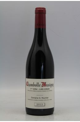 Georges Roumier Chambolle Musigny 1er cru Les Cras 2013
