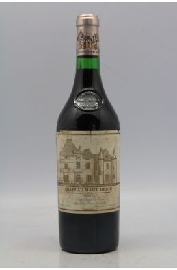 Haut Brion 1976 -5% DISCOUNT !