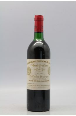 Cheval Blanc 1987 -10% DISCOUNT !