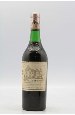 Haut Brion 1970 - PROMO -5% !