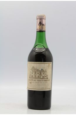Haut Brion 1970 -10% DISCOUNT !