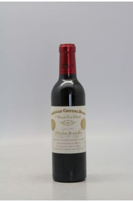 Cheval Blanc 2004 37.5cl