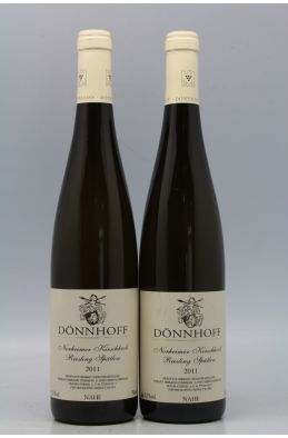 Donnhoff Riesling Spatlese 2011