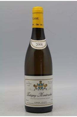 Domaine Leflaive Puligny Montrachet 2008 OWC