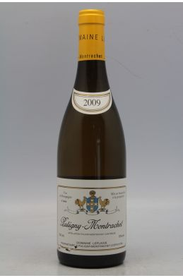 Domaine Leflaive Puligny Montrachet 2009 OWC