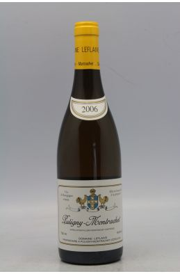 Domaine Leflaive Puligny Montrachet 2006 OWC