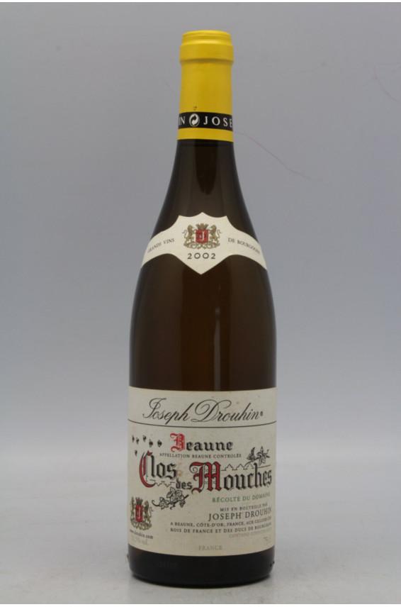 Drouhin Beaune 1er cru Clos des Mouches 2002 blanc